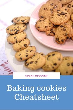 Make the best chocolate chip cookies. Crunchy, chewy, double chocolate, gluten-free or vegan this cheat sheet can make the perfect cookie. Brownie Desserts, Fun Desserts, Delicious Desserts, Yummy Food, Gluten Free Cookies, No Bake Cookies, Baking Cookies, Baking Recipes, Cookie Recipes