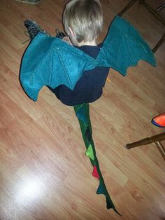 Diy Dragon Wings, diy dragon tail There is a great tutorial link in post on the wings and tail. Thank you ladies for posting them. 2014