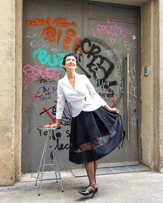 Vestuario de Yoshiko Nakajima, Vintageworks – Sandra Rehder.com