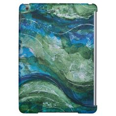 Underwater Galaxy Case For iPad Air #LiveWaterStudios
