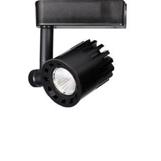 WAC Lighting 1 Light LEDme 90 CRI 3000K Track Head Finish: Black, Lens Degree: Flood