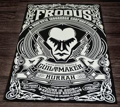 Creative Design, Pale, Horse, Frodus, and Gigposters image ideas & inspiration on Designspiration Pale Horse, Layout Design, Creative Design, Cool Designs, Typography, Horses, Drawings, Inspiration, Lovely Things