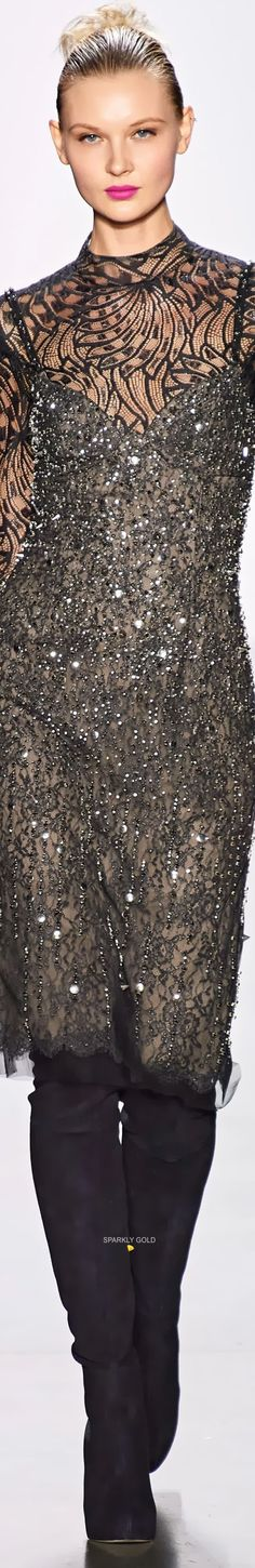 Dennis Basso Fall 2020 RTW Dennis Basso, Just Be Happy, Love And Light, Fashion 2020, Spotlight, Sequin Skirt, Glamour, Couture, Grey