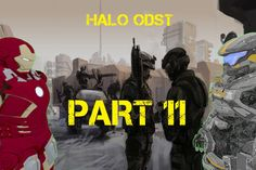 Game Buds Halo Master Chief Collection   HALO ODST  Part 11