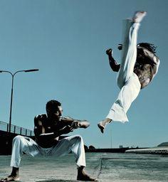 ♂ Brazilian Martial Art Capoeira