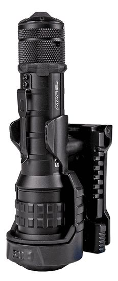 5.11 Tactical TPT R5 Flashlight Holster. This is what I carry on my duty belt for patrol. LOVE this light!