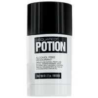 Dsquared2 Potion Deodorant Stick Alcohol Free 75ml This deodorant stick is based on Potion by Dsquared2 - a fragrance inspired by the medieval form of chemistry and alchemy, and takes a modern twist on the ancient recipe of olfactory seduction. Dsquar http://www.MightGet.com/january-2017-13/dsquared2-potion-deodorant-stick-alcohol-free-75ml.asp