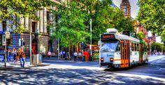 https://flic.kr/p/vKgbWF | Swanston street, #Melbourne CBD