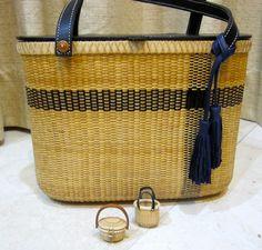 Miniature Baskets & Big Tote