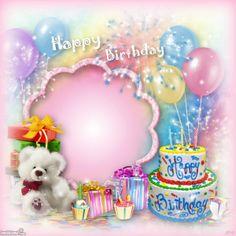 Mom happy birthday in heaven Birthday Photo Frame, Happy Birthday Frame, Happy Birthday Wallpaper, Happy Birthday Pictures, Birthday Frames, Birthday Photos, Happy Birthday Cards, Birthday Wishes, Happy Heavenly Birthday