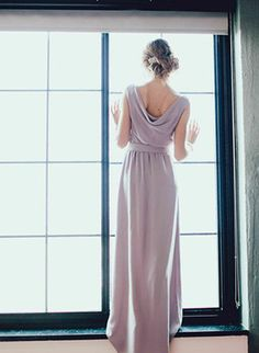 The dress not the color.  Moody Bridal Inspiration From Joanna August