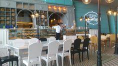 Kahvila Istanbulissa