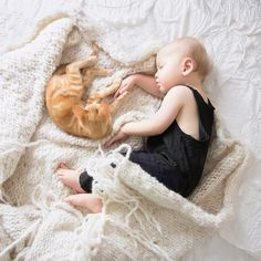 jinky art photography, babies, kids, childre, art, photography, inspiration, jinky art, cat
