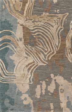 Palermo, Taupe - From textural ombre designs to bold, graphic styles and everyth. Fur Carpet, Rugs On Carpet, Yellow Carpet, Tibetan Rugs, Fabric Rug, Patterned Carpet, Carpet Design, Contemporary Rugs, Tile Patterns