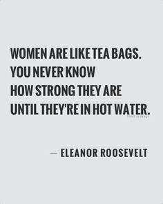 Tea bags lol
