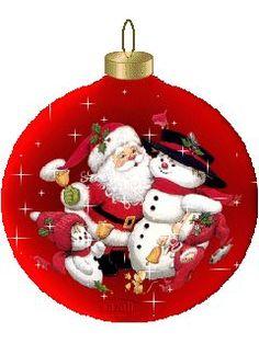 GIFS HERMOSOS: cositas lindas navideñasencontradas en la web