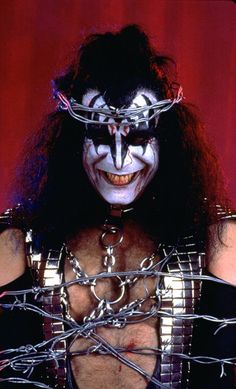 Gene Simmons - Alive!/Worldwide Tour Photo Session [April 22nd, 1996]                                                                                                                                                      More