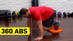 360 Abs! These circles won't be fun once you start doing them!