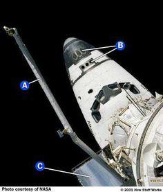space shuttle navigation system - photo #2