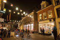 Lampshades Sassenstraat. Photography by Jarno Kraayvanger.