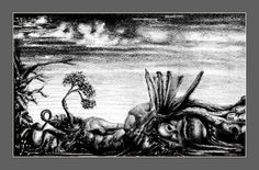 Surrealism: Head of a Watcher by Ras Steyn - Original Lead Sketches - Signed&Certified* in the Drawings category was listed for on 3 Oct at by GALLERY BIZARRE in East London Sketches, Surreal Art, Artist, Art Studios, Surrealism, Drawing Sketches, African Artists, Book Art, South African Artists