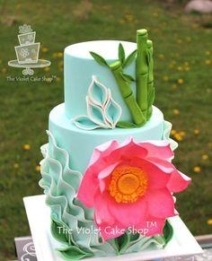 The Violet Cake Shop™