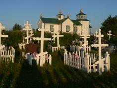 Ninilchik, Alaska's Russian Church