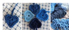 creJJtion: Crochet heart tutorial