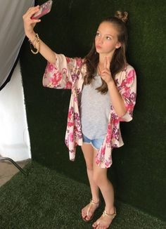 Preteen Girls Fashion, Tween Girls, Cute Girls, Young Fashion, Kids Fashion, Jayden Bartels, Girl Outfits, Cute Outfits, Barefoot Girls