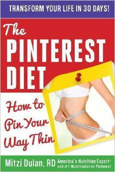 """Join #PinChat, Wednesday October 30th at 9PM ET on Twitter with special guest Mitzi Dulan author of """"The Pinterest Diet."""""""