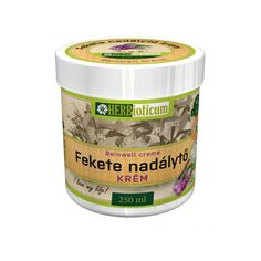 HERBioticum Fekete nadálytő krém  250 ml Coffee Cans, Aloe Vera, Canning, Drinks, Life, Drinking, Beverages, Drink, Home Canning