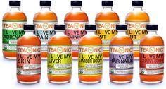 TEAONIC | herbal tea tonics