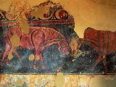 Ermita de San Baudelio (frescos)
