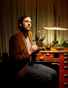 My place: Silas Weir Mitchell