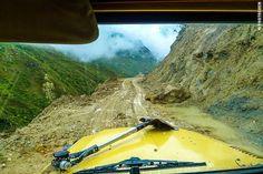 Road Travel in Peru, Part 2 –Paracas, Lima, Cordillera Blanca, Huanchaco, Cajamarca - Landcruising Adventure - Off-roading in North Peru (©photocoen)