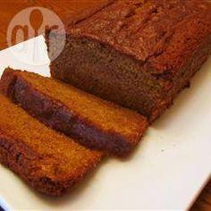 Pumpkin pie loaf @ allrecipes.co.uk