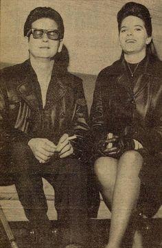 Roy and Claudette Orbison