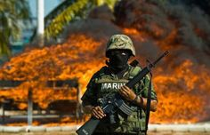 22 Billion Dollars found: Photos of a Mexican drug lord's home after being raided