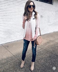 The Henley top you fell in love with as much as I did this weekend! On the blog talking about mixing old and new pieces for the upcoming season! Top runs TTSx wearing an XS. Details after liking the pic @liketoknow.it http://liketk.it/2uDAF #liketkit #LTKunder100 #LTKstyletip