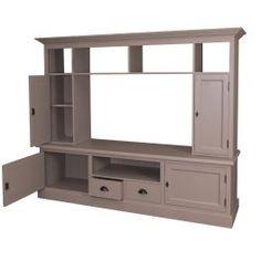 1000 id es sur le th me meuble tv bois massif sur for Meuble geneve