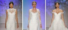 Podczas Bridal Fashion Week w Nowym Jorku projektant Alfred Angelo pokazał niezwykłą kolekcję sukien ślubnych inspirowanych postaciami z bajek Disneya...
