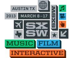 Foxtrot Bravo Alpha: SXSW 2013 Identity