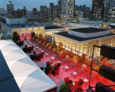 The Empire Hotel Rooftop Lounge