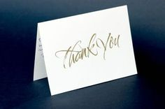 Top 10 Job Interview Etiquette Tips: Follow Up With a Thank You Note