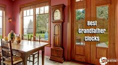 List Of Best Modern Grandfather Clock  http://www.bestoninternet.com/home-kitchen/home-decor/grandfather-clocks/  We all go nostalgic from the sound of a grandfather clock coming from a living room. With everything getting digital around us, getting a grandfather wall clock for yourhome decorgives a sense of sophistication to our rooms.