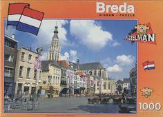 Puzzleman 1000 Piece Puzzle  Breda The Netherlands