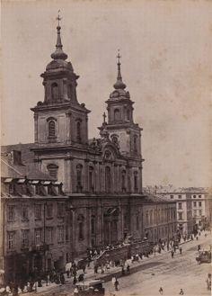 Kościół św. Krzyża na Trakcie Królewskim