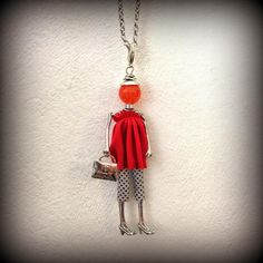 Le collane bambolina di LOL Bijoux!