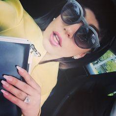 Pin for Later: 18 beeindruckende, unkonventionelle Verlobungsringe der Stars Lady Gaga