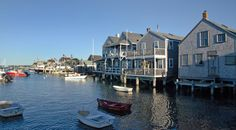 Road Trip - Provincetown to Nantucket
